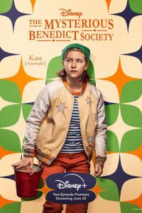 Сериал: Тайное общество мистера Бенедикта
